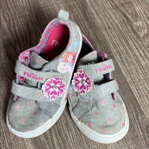 Disney Frozen sneakers girls 9